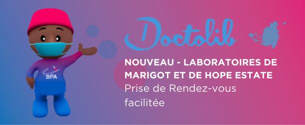 NOUVEAU St-Martin : Votre prise de rendez-vous facilitée sur doctolib